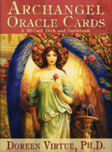 Doreen Virtue archangel cards - buy angel cards