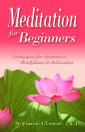meditation for beginners energy healing book
