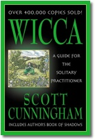 Scott Cunningham Wiccan for the Solitary Practitioner book