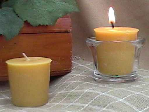 handcrafted scented candles