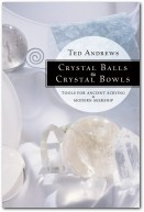 Crystal Balls & Crystal Bowls Book - book on how to read a crystal ball