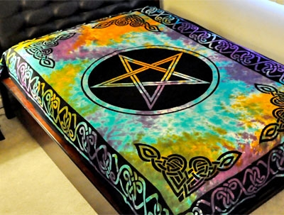 Buy Pentagram Tapestry