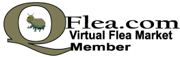 QFLEA a wonderful virtual flea market with over 500 vendors