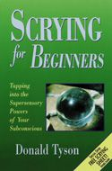 Scrying For Beginners Book Crystal Balls & Crystal Bowls Book - book on how to read a crystal ball