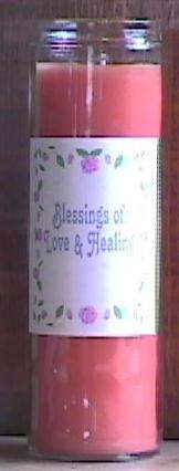 love spell candle magic