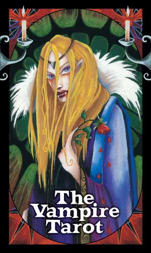 vampire tarot cards for sale